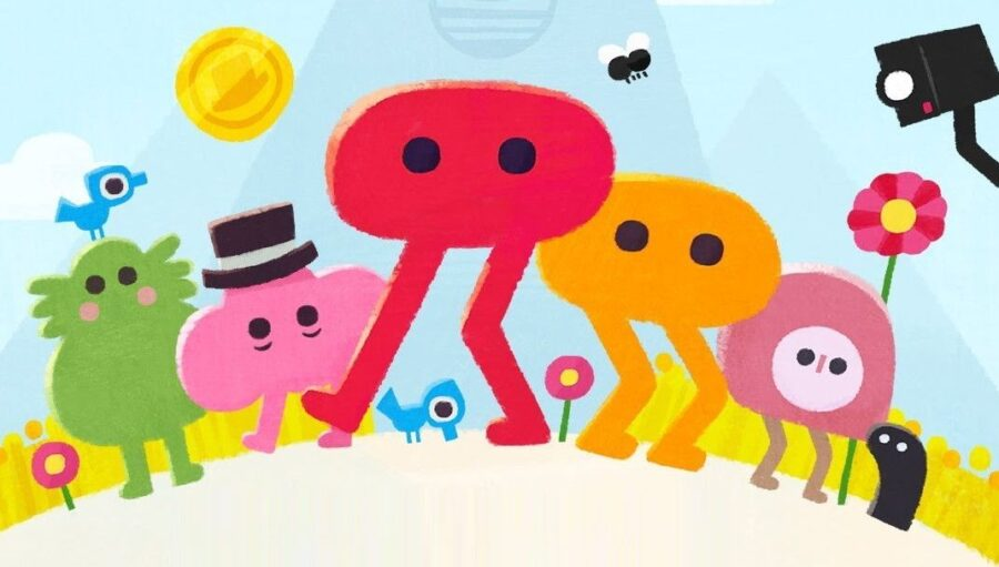 Pikuniku, the adorable game of dystopia and revolution, is free on the Epic Store