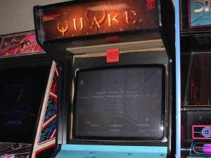 The arcade version of Quake is finally playable on PC
