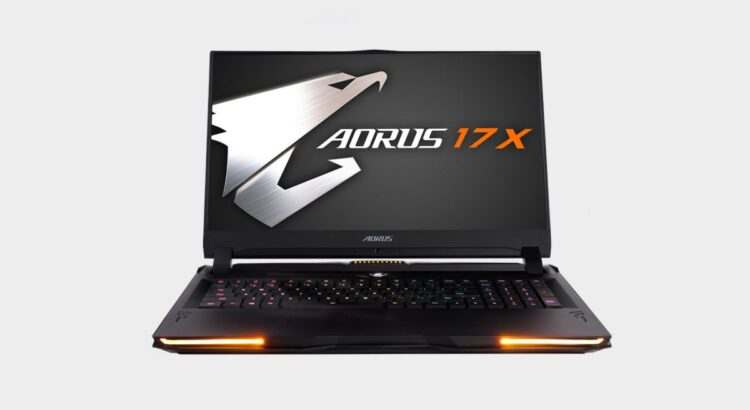 Gigabyte Aorus 17X YB review