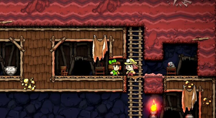Spelunky 2 unlockable characters: Meet the friendly faces of the Spelunky 2 characters