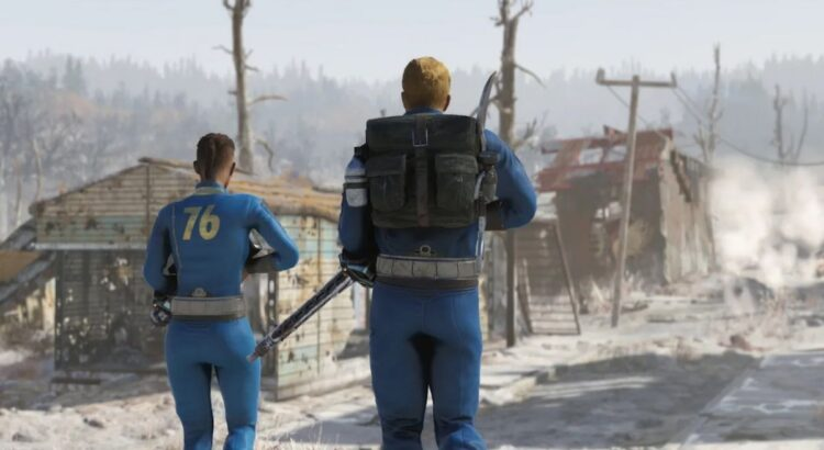 Fallout 76 update 22 for September 2020