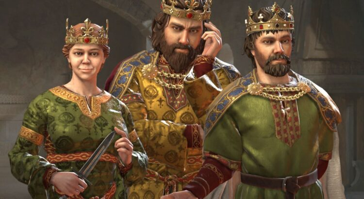 The best mods for Crusader Kings 3
